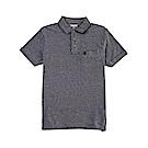 Timberland 男款深灰色 POLO 衫|A1NG8