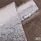 佶之屋  DIY廚房專用加厚防油鋁箔自黏壁貼 60x300cm-A款-水波紋