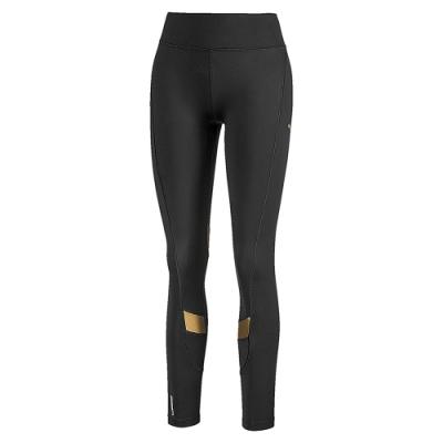 PUMA-女性訓練系列Metal Splash緊身褲-黑色-歐規