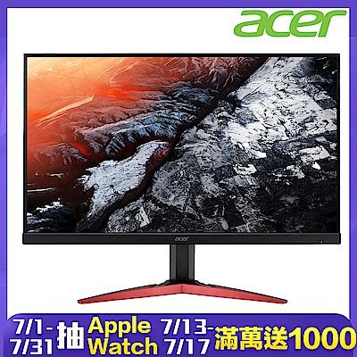 Acer KG251Q F 25型 電競薄邊框電腦螢幕