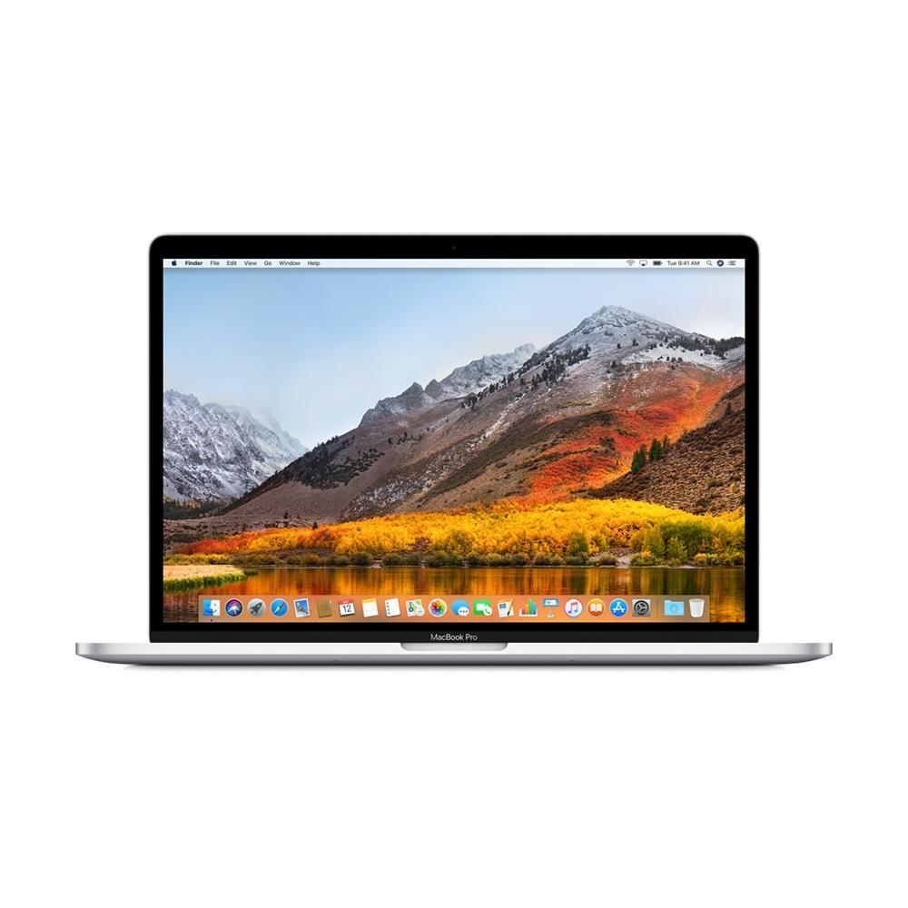 (無卡分期12期)Apple MacBook Pro 15吋/i7/16G/256G銀組合