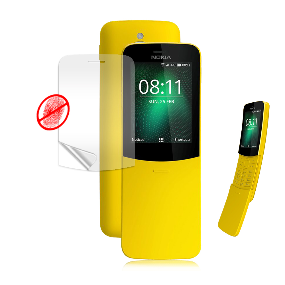 VXTRA Nokia 8110 香蕉機 防眩光霧面耐磨保護貼