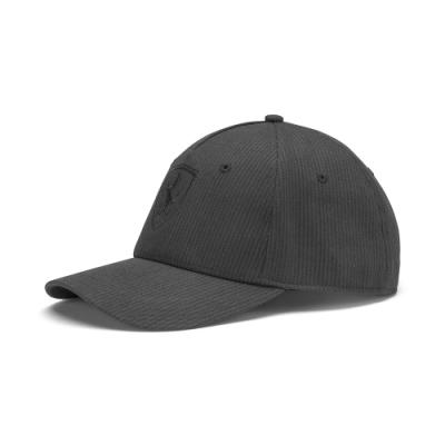 PUMA-男女Ferrari Lifestyle棒球帽-黑色