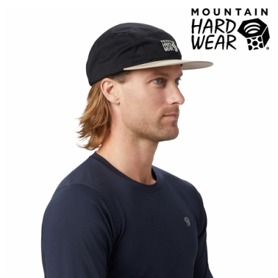 【美國 Mountain Hardwear】MHW Logo Camp Hat 經典LOGO露營帽 黑色 #1882121