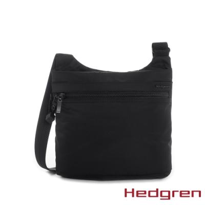 【Hedgren】黑日常休閒斜背包 – HIC419  FAITH