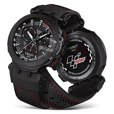 TISSOT天梭T-RACE MOTOGP 2018 特別版賽車錶
