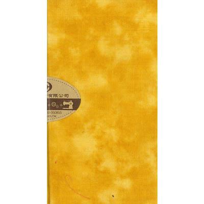 美國進口配色棉布-柑橘黃-6