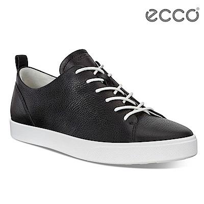 ECCO GILLIAN質感時尚尖頭休閒鞋 女-黑
