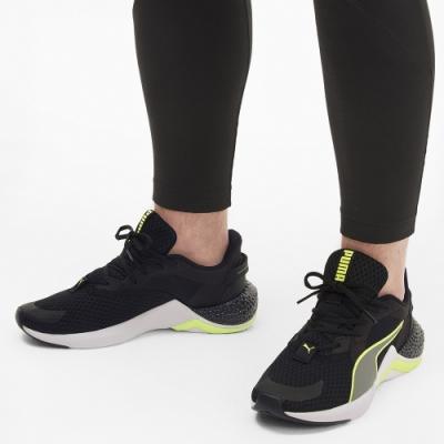 PUMA-Hybrid NX Ozone 男性慢跑運動鞋-黑色