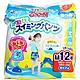 日本【大王】Goon 兒童游泳戲水用 尿褲M號12張入#男生用 product thumbnail 1