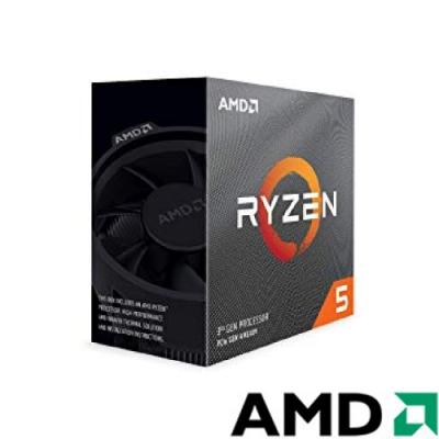 AMD Ryzen 5 3600 3.6GHz 六核心 中央處理器