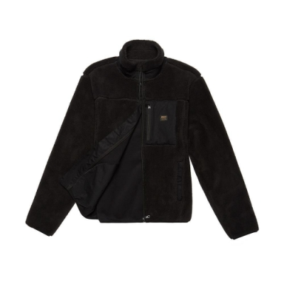 Deus Ex Machina  Fletcher Fleece 外套(黑)
