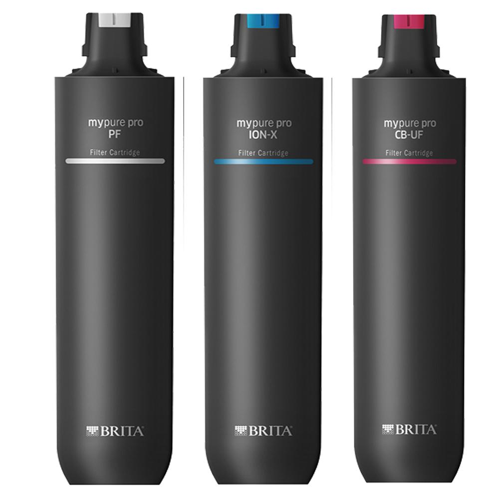 德國BRITA mypure pro X6 專用替換濾芯組