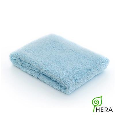 HERA 3M專利瞬吸快乾抗菌超柔纖小浴巾-晴空藍
