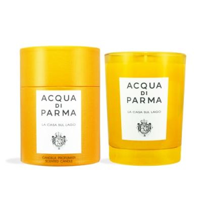 ACQUA DI PARMA LA CASA SUL LAGO 湖邊小屋香氛蠟燭 200g