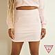 GUESS-女裝-純色口袋休閒短裙-粉 原價1790 product thumbnail 1
