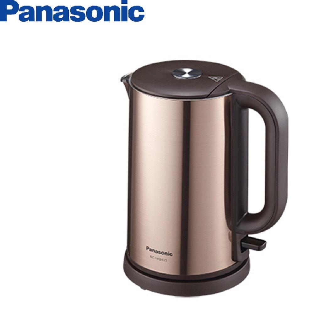 Panasonic 國際牌 不鏽鋼快煮壺 NC-HKD122