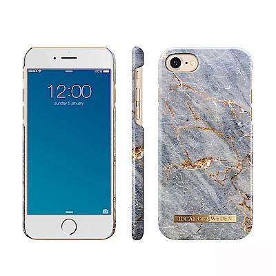 iDeal iPhone 8/7/6 瑞典大理石紋手機保護殼 - 義大利西恩納皇家灰