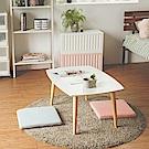完美主義 土司坐墊/記憶坐墊/方型坐墊/紓壓墊 2入組 (2色)