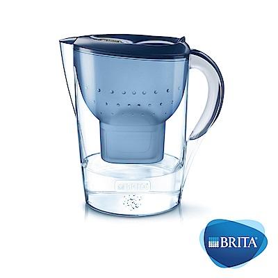 [1壺4芯再送1芯] BRITA 馬利拉濾水壺3.5L+贈品全效型濾芯3入