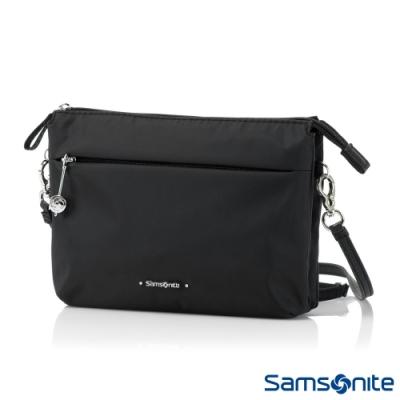 【5/1~5/25 10:00 限定 買就送300超贈點】Samsonite新秀麗 Move3.0經典時尚女性肩背包(黑)