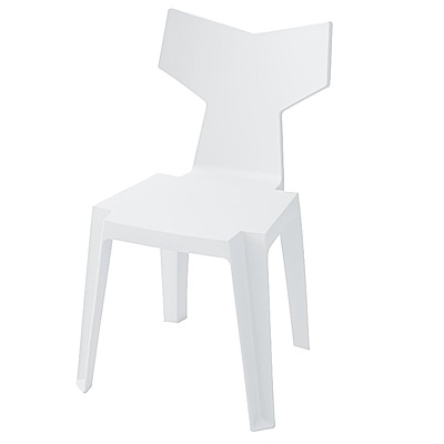 日居良品-Olivia-美式繽紛趣味造型休閒餐椅戶