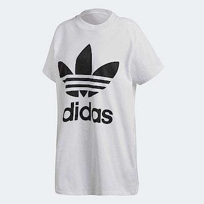 adidas T恤 Originals Trefoil 女款