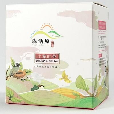 森活原-阿里山高山茶-原片茶包(3克X15入/盒裝)烏龍+金萱+紅茶/共3盒