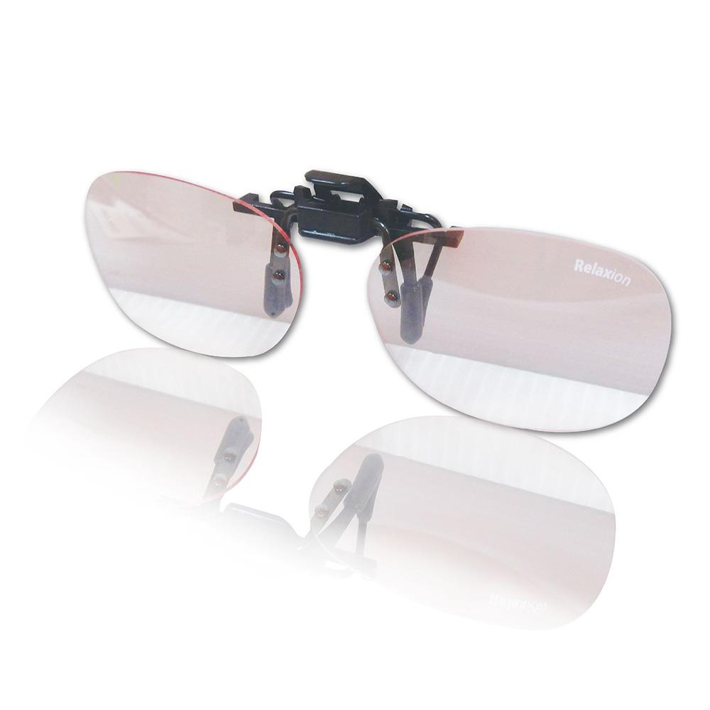 時尚星 抗藍光夾式眼鏡配戴件