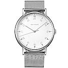 ISSEY MIYAKE三宅一生 F系列 個性時尚米蘭帶手錶(NYAJ701Y)