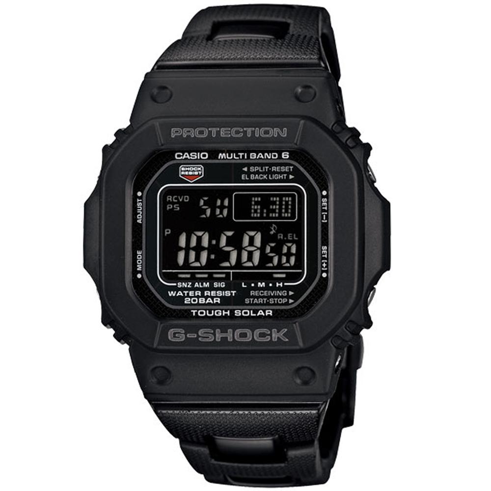 G-SHOCK 經典進化版複合式設計概念電波錶(GW-M5610BC-1)