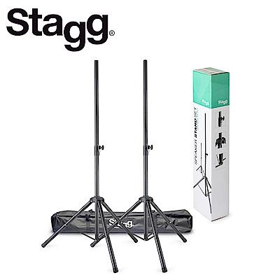 STAGG SPS-0620 喇叭架一對附贈專用收納袋