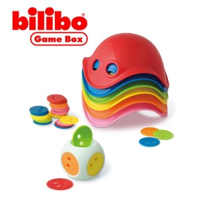 【MOLUK】瑞士創意玩具 - Bilibo 遊戲驚喜盒