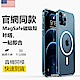 iPhone 12 Mini Pro Max 手機殼 magsafe新款磁吸保護套 矽膠透明防摔軟殼 product thumbnail 2
