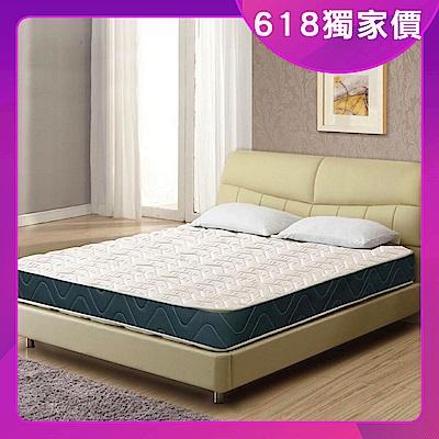 (時時樂限時)AVIS 艾維斯 多支點蜂巢獨立筒床墊-雙人5尺