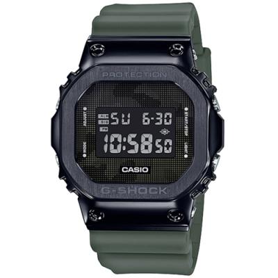 CASIO卡西歐 G-SHOCK 經典系列 耐衝擊構造電子手錶(GM-5600B-3)