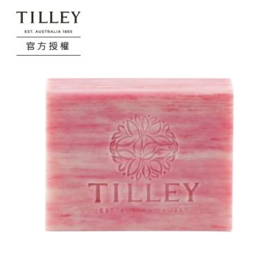 澳洲Tilley百年特莉植粹香氛皂-粉紅荔枝