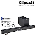 Klipsch 古力奇 RSB-6 家庭劇院 SOUNDBAR 喇叭