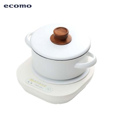 ecomo AIM-CT101 IH爐+富士琺瑯鍋組