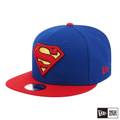 NEW ERA 9FIFTY 950 童 超人 皇家藍/紅 棒球帽