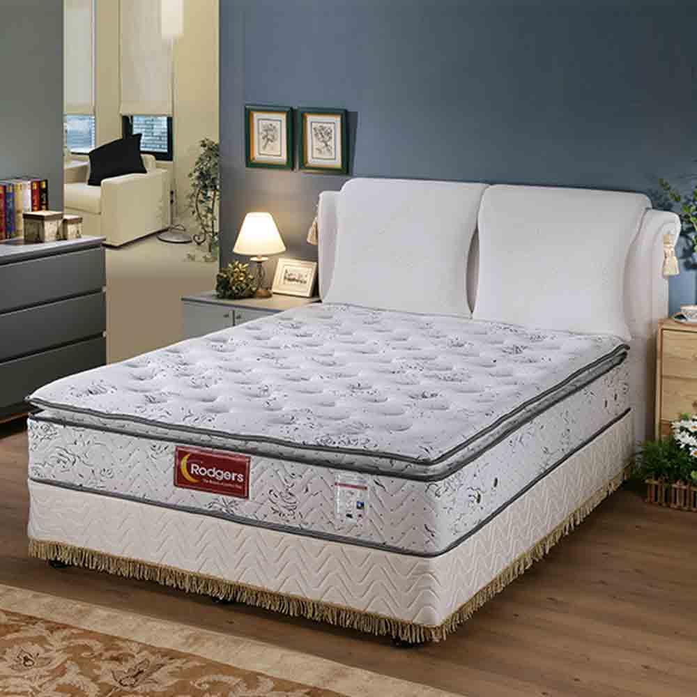 華格納607高迴彈三線獨立筒床墊-雙人加大6*6.2尺 @ Y!購物