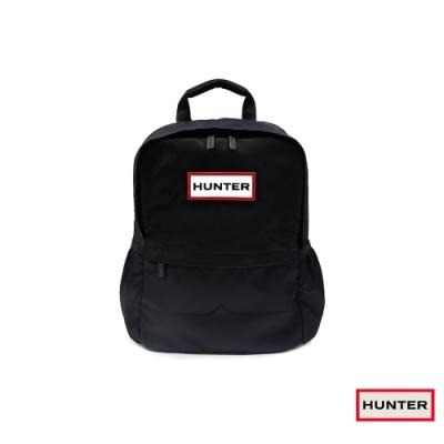 HUNTER -尼龍後背包-黑