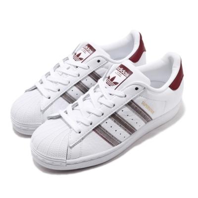 adidas 休閒鞋 Superstar 復古 低筒 男女鞋