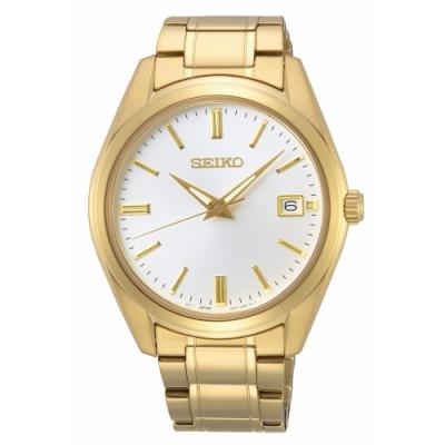 SEIKO 簡約經典時尚腕錶6N52-00A0K(SUR314P1)