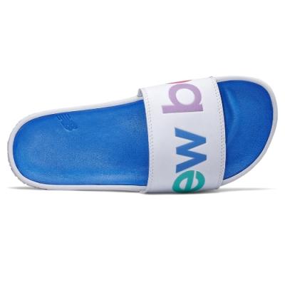New Balance 涼鞋 拖鞋 SWF200A1 男女鞋 白
