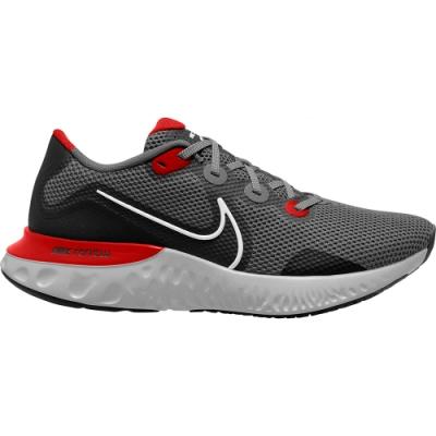 NIKE 慢跑鞋 男鞋 輕量  路跑 運動鞋 黑 紅 CK6357005  RENEW RUN
