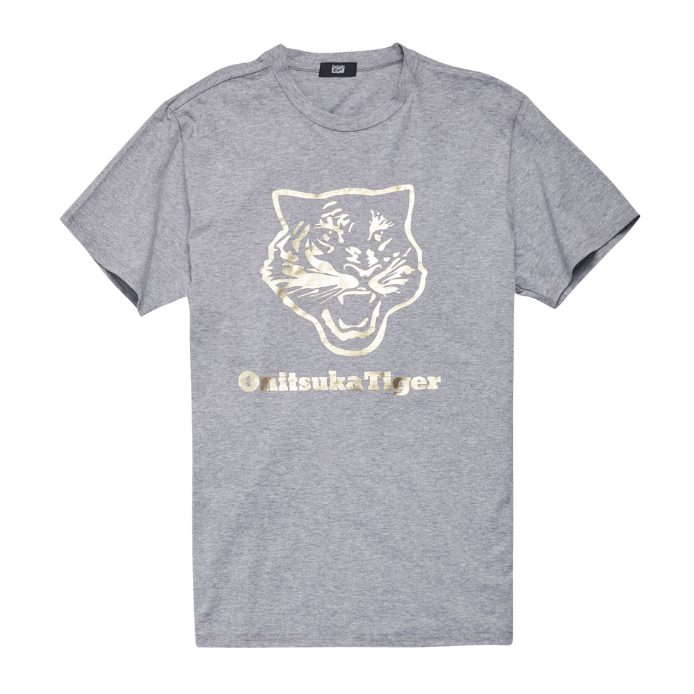 Onitsuka Tiger 男LOGO短袖T恤 2181A124-020 @ Y!購物