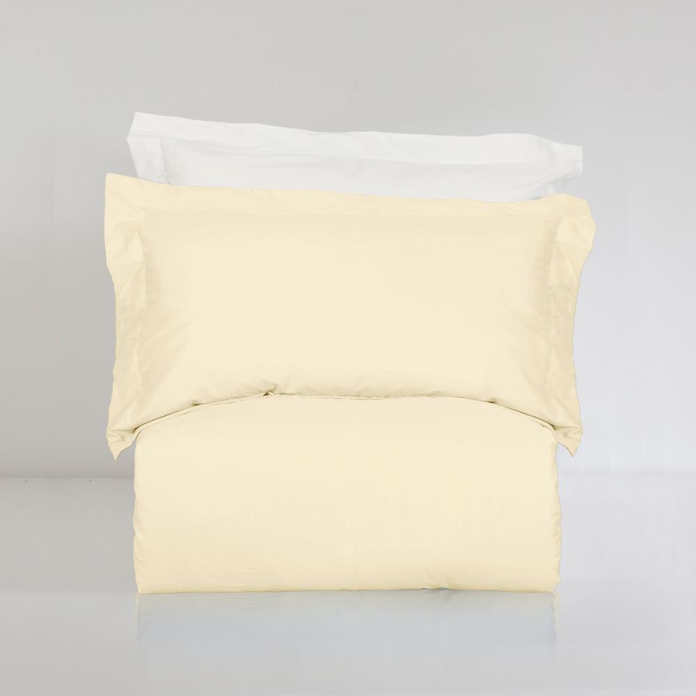BUNNY LIFE 枕套-香草餅乾-絲光精梳棉-純粹系列