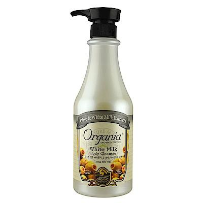 *Organia歐格妮亞 牛奶潤膚沐浴乳750g