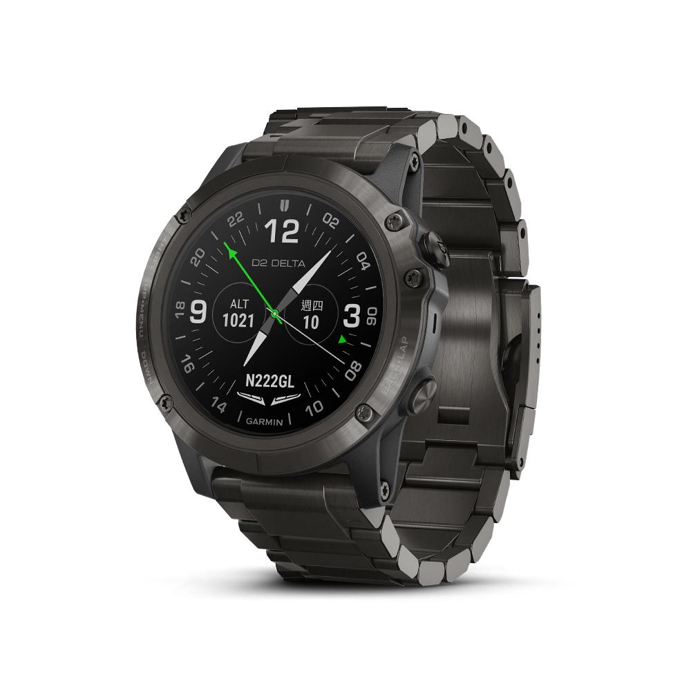 GARMIN D2 Delta PX 鈦金航空錶